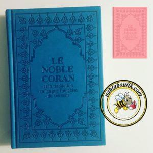 Le Noble Coran – Traduction en Langue Française de Ses Sens