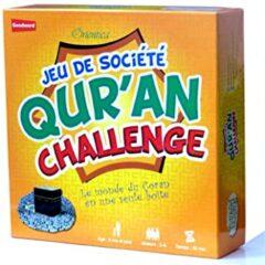 Qur'an Challenge – Jeu éducatif musulman