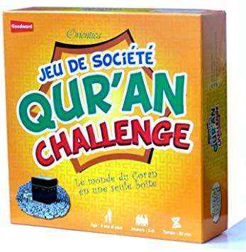 Qur'an Challenge - Jeu musulman autour du Coran