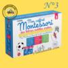 Coffret Montessori Graines de Foi N°3 : Lettres mobiles arabes